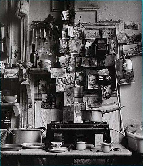 Robert-Doisneau---Le-sculpteur