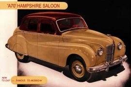 1949_Austin_A70_Hampshire